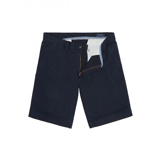 Polo ralph lauren men suffield classic-fit cotton shorts navy