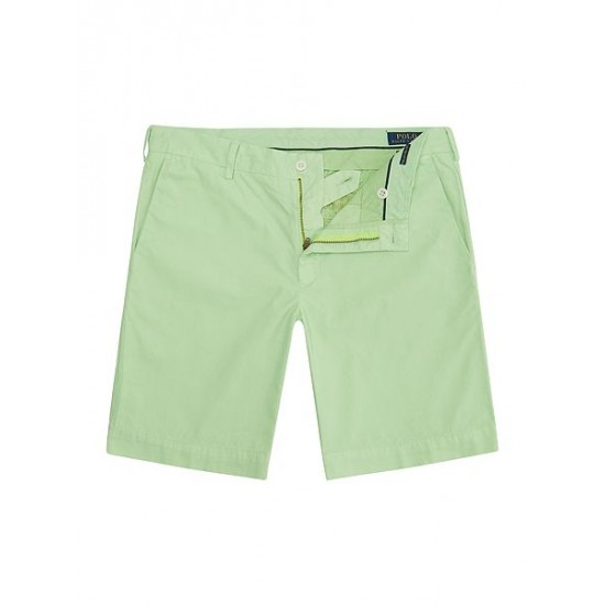 Polo ralph lauren men straight fit newport chino shorts green