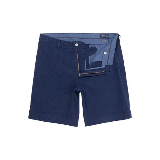 Polo ralph lauren men straight fit newport short navy