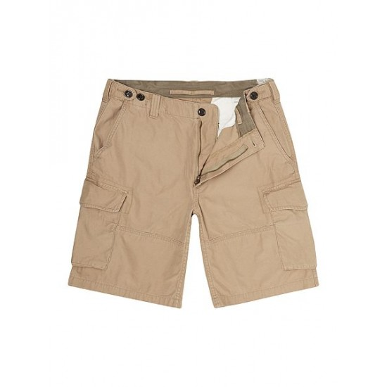 Polo ralph lauren men classic fit cargo shorts khaki