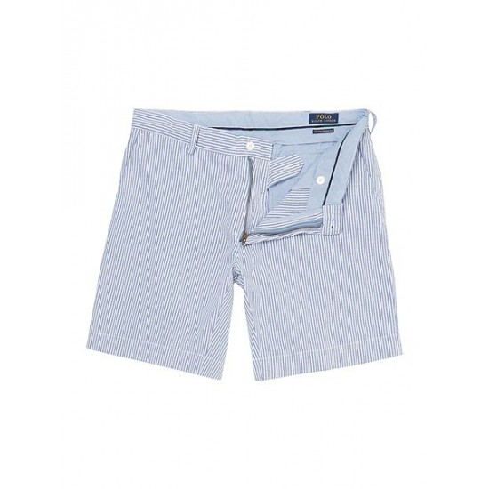 Polo ralph lauren men straight fit newport short white