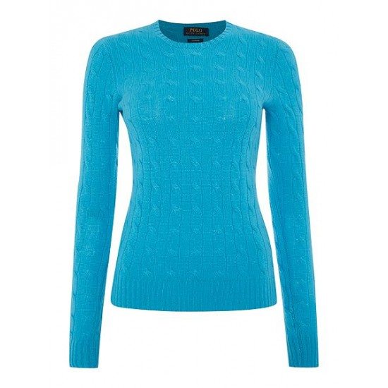 Polo ralph lauren women julianna cashmere turquoise