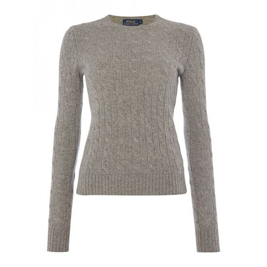 Polo ralph lauren women julianna cashmere grey