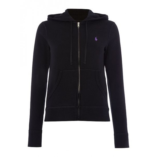 ralph lauren women martine hooded top black UK SALE
